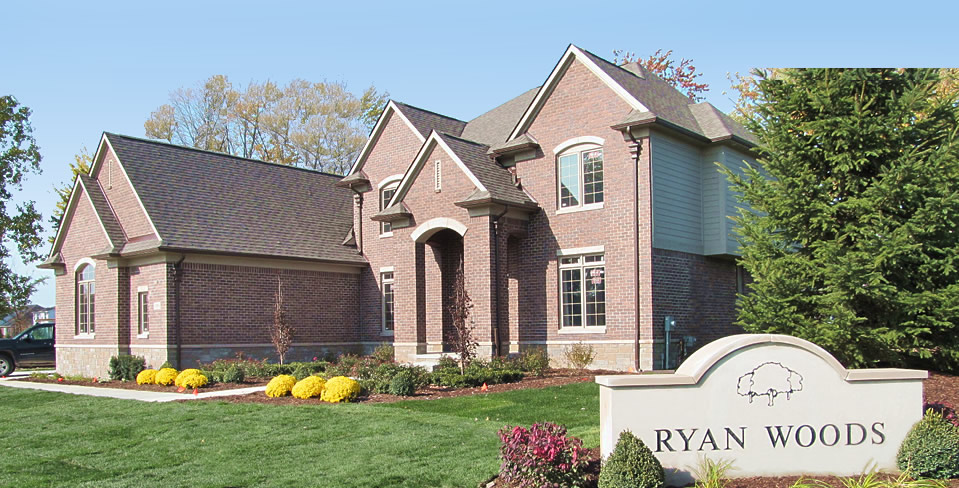 Ryan Woods Model Home